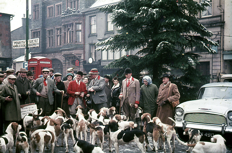 Image of Boxing day Fox Hunting